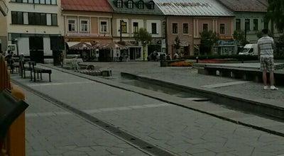 Photo of Cafe Liberty Cafe at Osloboditelov 60, Liptovski Mikulas, Slovakia