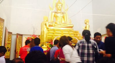 Photo of Temple วัดทับมา at Thailand