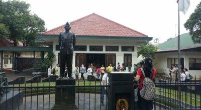 Photo of History Museum Museum Jenderal Besar DR Abdul Haris Nasution at Jl. Teuku Umar No. 40, Jakarta Pusat, Indonesia