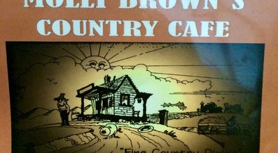 Photo of Cafe Molly Brown's Country Cafe at 518 Canton Rd, Akron, OH 44312, United States