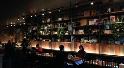 Photo of American Restaurant Marc Forgione Restaurant at 134 Reade Street, New York, NY 10013, United States