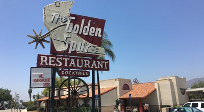Photo of Steakhouse The Golden Spur at 1223 E Route 66, Glendora, CA 91740, United States