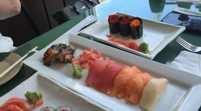 Photo of Sushi Restaurant Wasabi Bar Grill at 101 Main St, Little Rock, AR 72201, United States