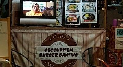 Photo of Burger Joint Seconditem Burger at Jalan Besar, Banting 42700, Malaysia