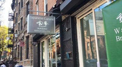 Photo of Japanese Restaurant Wasan at 440 Bergen St, Brooklyn, NY 11217, United States