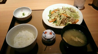 Photo of Diner やよい軒 岩槻南平野店 at 岩槻区南平野3-33-3, さいたま市 339-0051, Japan