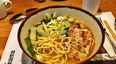 Photo of Ramen / Noodle House Wagamama at 7a, St. George's Rd., San Ġiljan, Malta