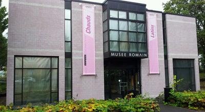Photo of History Museum Musée Romain Lausanne Vidy at Chemin Du Bois-de-vaux 24, Lausanne 1007, Switzerland