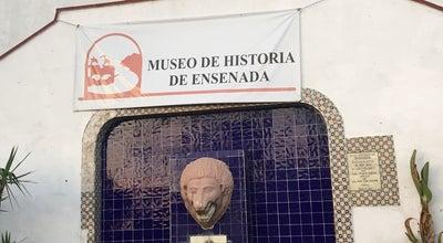 Photo of Art Gallery Museo de Historia de Ensenada at Blvd. Costero, Mexico