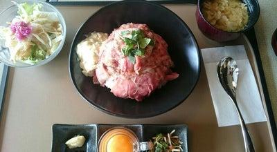 Photo of Steakhouse 肉の万世 上尾店 at 日の出1-10-12, 上尾市 362-0032, Japan