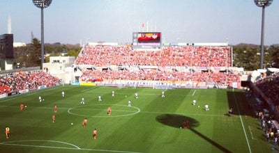 Photo of Soccer Stadium NACK5スタジアム大宮 (NACK5 Stadium Omiya) at 大宮区高鼻町4, さいたま市 330-0803, Japan