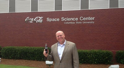 Photo of Planetarium Coca-Cola Space Science Center at 701, Columbus, GA 31901, United States