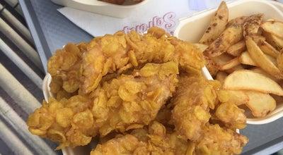 Photo of Fried Chicken Joint Chicken Corner Sofronije at Trg Pavla Stojkovića 2, Niš 18000, Serbia