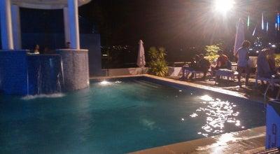 Photo of Pool Diva Swimming Pool at Rooftop Diva Family Karaoke, Manado, Indonesia