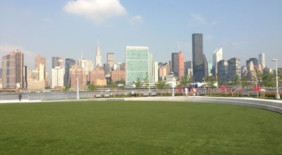 Photo of Park Hunter's Point South Park at 150 51st Ave, Long Island City, NY 11101, United States
