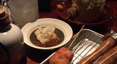 Photo of Japanese Restaurant 串おか屋 at 中央町1-10-14, 岡谷市, Japan