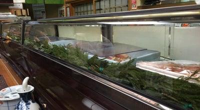 Photo of Sushi Restaurant なら鮨 at 中央2-13-3, 稚内市 097-0022, Japan