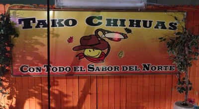 Photo of Food Truck Tako Chihua's at 4200 Sandage Ave, Fort Worth, TX 76115, United States