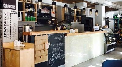 Photo of Coffee Shop Hot Spot at Ул. Кенесары 63, Astana, Kazakhstan