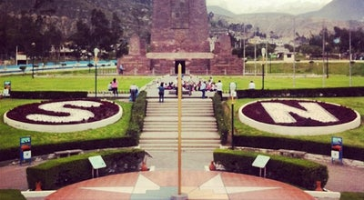 Photo of Monument / Landmark Mitad del Mundo at Av. Manuel Córdova Galaraza, San Antonio de Pichincha, Ecuador