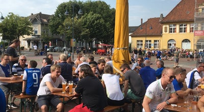 Photo of Beer Garden Supertram at Weststraße, Bielefeld, Germany