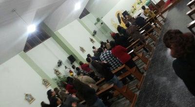 Photo of Church Paróquia Santa Terezinha at Av. 25 De Julho, Pelotas, Brazil