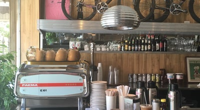 Photo of Coffee Shop Maglia Rosa NYC at 2 4th Pl, Brooklyn, NY 11231, United States