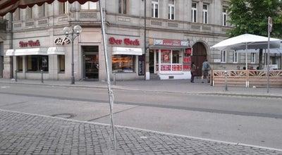 Photo of Bakery Der Beck at Bahnhofsplatz 3, Fürth 90762, Germany