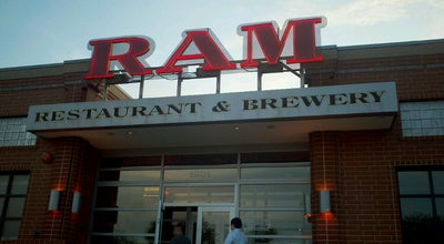 Photo of Brewery RAM Restaurant & Brewery at 1899 Mcconnor Pkwy, Schaumburg, IL 60173, United States