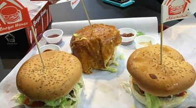 Photo of Burger Joint Burger House | خانه برگر at Hamoon Shapping Center, Sattar Khan Blvd, Shiraz, Shiraz, Iran