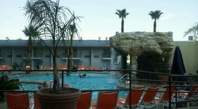 Photo of Pool Hooters Casino Hotel at 115 E Tropicana Ave, Las Vegas, NV 89109, United States