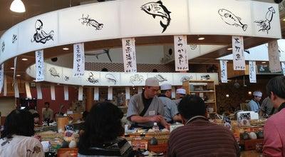 Photo of Sushi Restaurant 江戸前回転鮨 弥一 宮街道店 at 太田3丁目1-28, 和歌山市 640-8323, Japan
