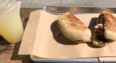 Photo of Sandwich Place Mendocino Farms at 631 Wilshire Blvd, Santa Monica, Ca 90401, United States