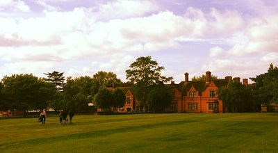 Photo of College Academic Building Bromsgrove School at United Kingdom