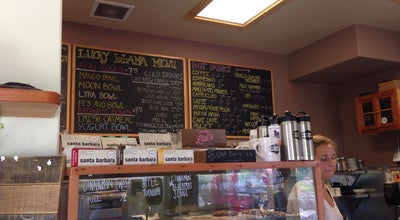 Photo of Coffee Shop Lucky Llama Coffee House at 5100 Carpinteria Ave, Carpinteria, CA 93013, United States