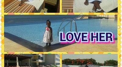Photo of Pool Hyatt Infinity Pool at Port of Spain, Trinidad and Tobago