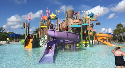 Photo of Pool Paradise Cove @ CB Smith Park at Miramar-Pembroke Pines, FL 33028, United States