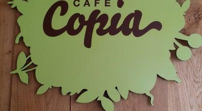 Photo of Cafe cafe copia at United Kingdom