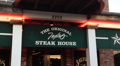 Photo of Steakhouse Saltgrass Steak House at 2200 E Lamar Blvd, Arlington, TX 76006, United States