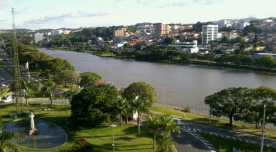 Photo of Lake Lago do Taboão at Av. Dom Pedro I, Bragança Paulista, Brazil