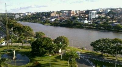 Photo of Lake Lago do Taboão at Av. Dom Pedro I, Bragança Paulista, Brazil