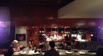 Photo of Italian Restaurant Tavola at 1829 Robson St, Vancouver, BC V6G 1E4, Canada