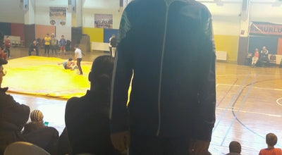 Photo of Basketball Court Susurluk Kapalı Spor Salonu at Turkey