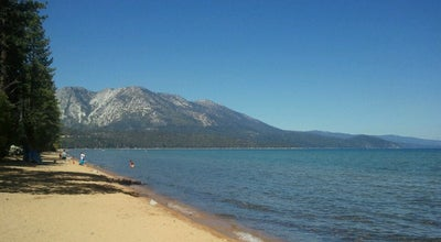 Photo of Beach South Beach at Lake Tahoe, South Lake Tahoe, CA 96150, United States