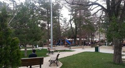 Photo of Park 27 Haziran Sosyal Tesisleri at Rahmi Günay Caddesi, Sivas, Turkey