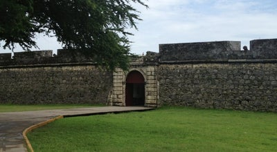 Photo of Historic Site Fortaleza de Santa Catarina at R. Francisco Serafim, 190, Cabedelo 58100-312, Brazil