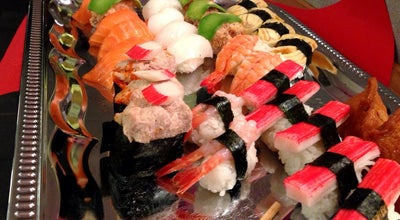 Photo of Sushi Restaurant Little Tokyo at Gemüsemarkt 12, Fulda 36037, Germany