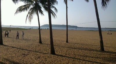 Photo of Beach Miramar Beach at Miramar, Panaji 403001, India