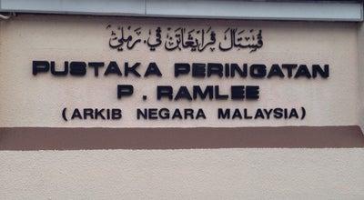 Photo of History Museum Pustaka Peringatan P Ramlee (Memorial) at 22 Jalan Dedap, Kuala Lumpur 53000, Malaysia