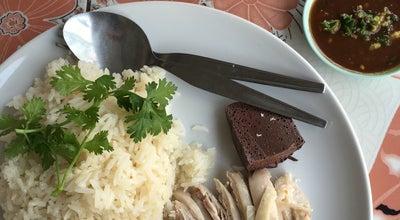 Photo of Diner ข้าวมันไก่สามแยกสถานีรถไฟลำพูน at Thailand